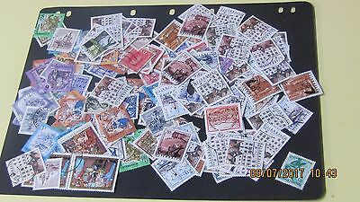 100's & 100's & 100's Austria Old to More Recent. Mostly Used; some Mint. Clean+