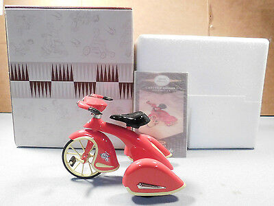 Hallmark Kiddie Car Classics 1935 Sky King Velocipede