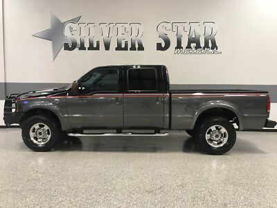 2004 Ford F-250  04 F250 4WD Harley Davidson SuperCrew ShortBed Loaded GPS Leather Nice 1TXowner
