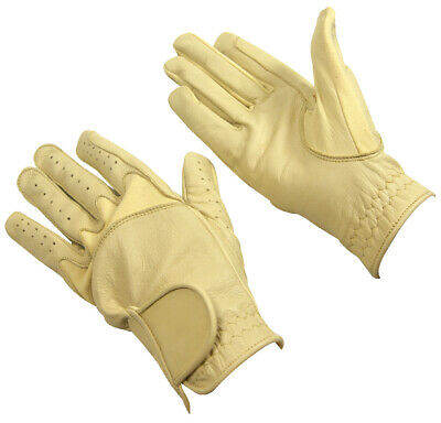 Bitz Horse Flex Leather Gloves Adult - Rider Wear