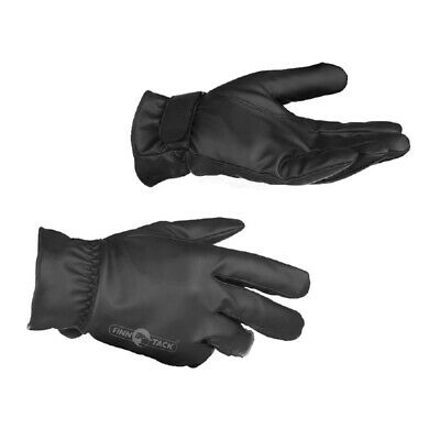Finntack Winter Driving Gloves - Thermolyte With Lining - Horse Riding Gloves