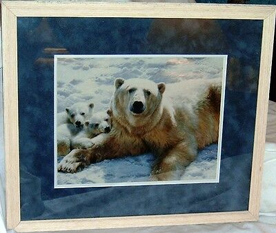 Mother of Pearls Lithograph - by Carl Brenders - Framed and Matted