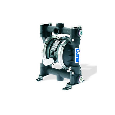 Graco 241906 Husky Double Diaphragm Pump 3/4'' Air-Operated Metal / Aluminum