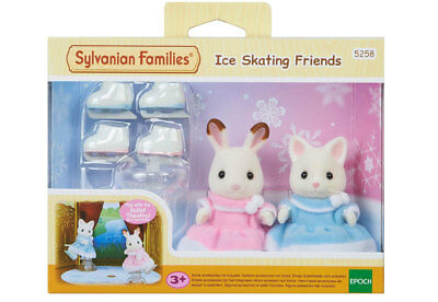 Ice Skating Friends by Sylvanian Families