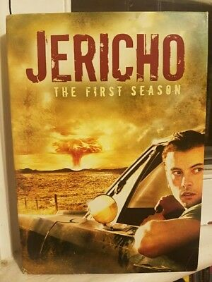 Jericho - The First Season (DVD, 2007)