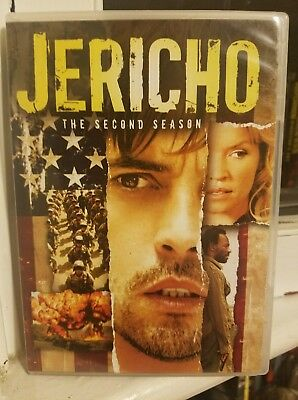 Jericho: The Second Season [2 Discs] DVD Region 1
