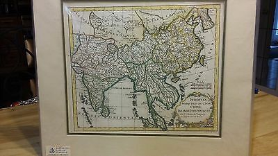 Antique Map Of Indostan-C.1780
