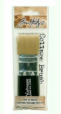 Tim Holtz Distress Collage Brush 1'1/4. Brand New Releases By Ranger
