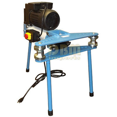 "1/2"" - 2"" Electric 10 TON Hydraulic Pipe Tube Bender Bending 110V Motor 6 Dies"