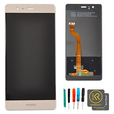USA Original LCD Display Touch Screen Assembly Replacement for Huawei P9 Gold