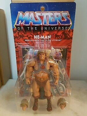 HE-MAN Masters Of The Universe Classics Ultimate Edition Figure