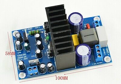 L15DSMD IRS2092S 250W Class D Digital Mono Amplifier Board Assembled