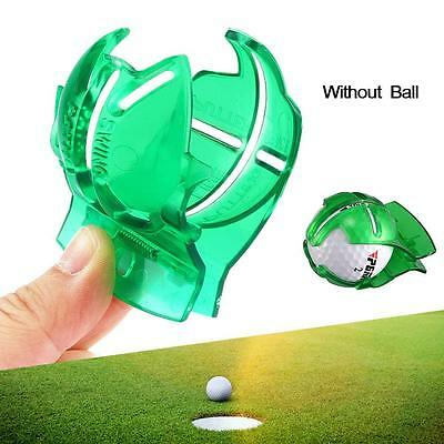 Golf Ball Line Clip Marker Pen Template Alignment Marks Tool Putting Aid New#QZ