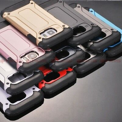 10/Lot Hybrid ShockProof Rugged Impact Hard PC Case Cover for SAMSUNG Galaxy S7