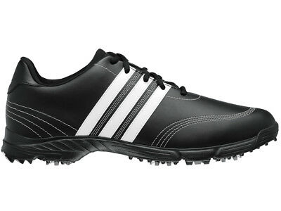 Adidas Golflite 4 WD Golf Shoes - Black/White