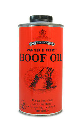 Carr, Day & Martin Vanner & Prest Hoof Oil - Hoof Care