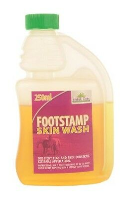 Global Herbs Footstamp - Fly, Louse & Insect Control