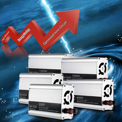 Travel 500W Car Power Inverter DC12v to AC110v USB Portable Battery Charge cf2