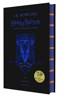 Harry Potter and the Philosopher's Stone : 20th Anniversary Ravenclaw Edition