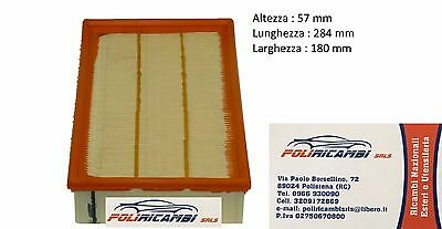 A28254 A691 Filtro Aria Ford Transit Nissan Navarra Pathfinder Np300 Pick Up