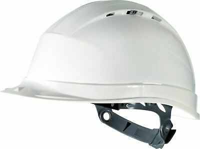 Delta Plus Quartz I Safety Helmet Hard Hat Ventilated Comfort Fit PPE Work Wear