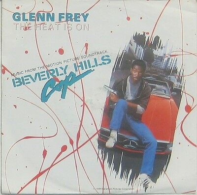 Glen Frey the heat is on