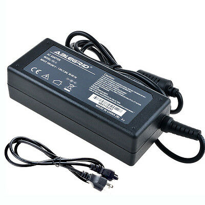 AC Adapter For Epson WorkForce DS-510 DS510 Sheetfed Scanner B11B209201 Charger