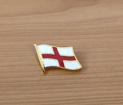 England Flag Badge- Enamel Pin Badge