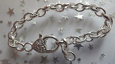 Clip  Charms  Chain  Bracelet  Adjustable [Gift Boxed Party Birthday Christamas