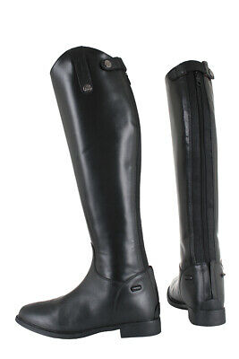 HORKA Leather Ladies Long Riding Boots - Isa