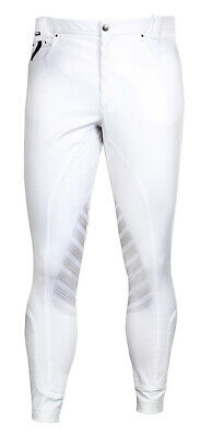 HORKA Mens Dublin Silicone Horse Riding Breeches