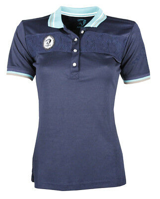 HORKA Quick Dry Riding Polo Shirt - 'Tivoli'