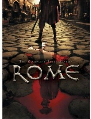 Rome: The Complete First Season [6 Discs] (DVD Used Like New) WS