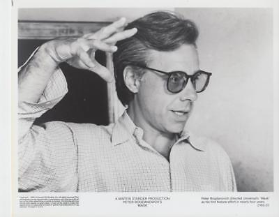 "Peter Bogdanovich in ""Mask"" Vintage Movie Still"