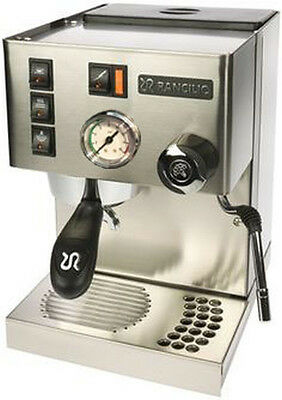 Pressure Gauge Panel Mount for Rancilio Silvia Coffee Machine