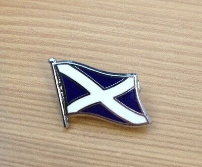 Scotland Flag Badge- Enamel Pin Badge