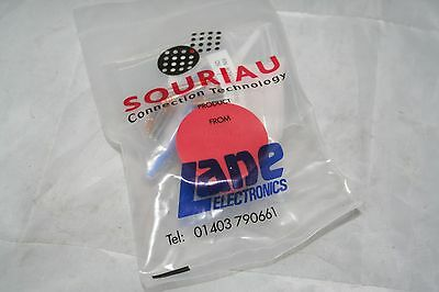 Souriau 8 Contacts Female Mil Series Connector Crimp Plug D38999/26We08Sn Rf903A
