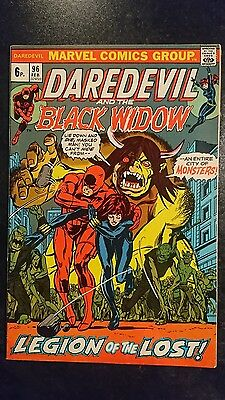 Daredevil #96 (Marvel, 1973)