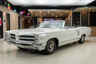 1966 Pontiac Catalina  Rare Frame Off Restored, #'s Match, 421ci V8 TriPower, 4-Speed, Documented