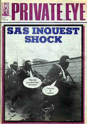 PRIVATE EYE 698 - 16 Sep 1988 - SAS INQUEST SHOCK
