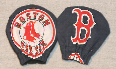 Boston Red Sox - Baby Mittens - ##shipped Free##