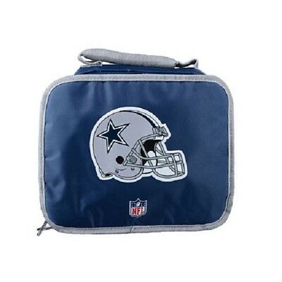 Nfl Lunchbox Dallas Cowboys Lunch Box Brand New Insulated