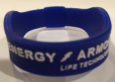 Energy Armor negative ion (authentic) OVER 2 MILLION SOLD -FREE SHIPPING- power