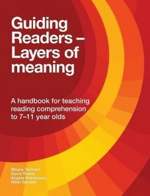 Guiding Readers - Layers of Meaning: A Handbook for Teaching Reading