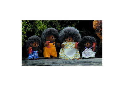 Hedgehog Family Set by Sylvanian Families
