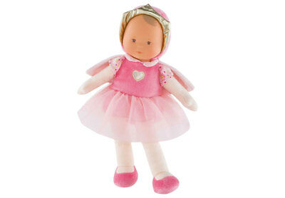 Princess Pink Cotton Flower Baby Doll by Corolle
