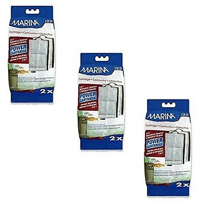 Marina I25 Replacement Cartridges A134 3 Packs of 2 BUNDLE *SAME DAY DESPATCH*