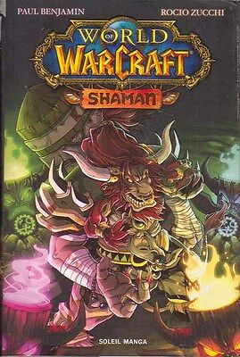 WORLD OF WARCRAFT SHAMAN Zucci ONE SHOT manga en français