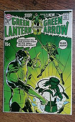 Green Lantern #76 (DC, 1970) Condition: FN....