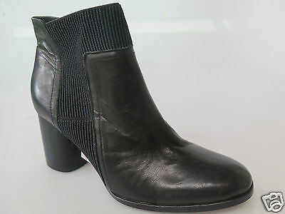 Top End - new ladies leather ankle boot size 37 #96 *FINAL CLEARANCE*